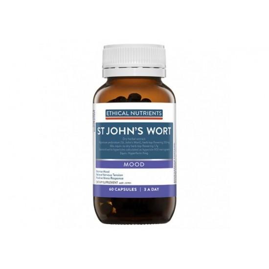 Ethical Nutrients St John's Wort 60 Caps