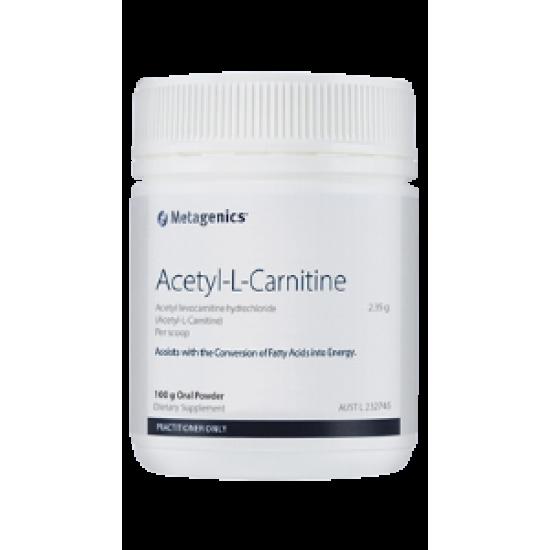 Metagenics Acetyl-L-Carnitine  100 g