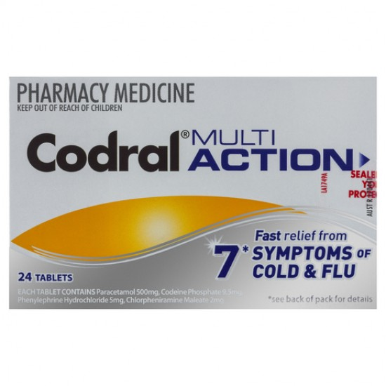 Codral Multi Action 24 Pack