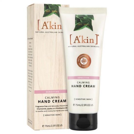 A'kin Calming Hand Cream 75ML